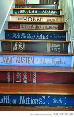 Soy Bibliotecario: Cómo decorar con libros