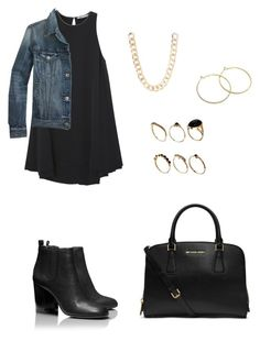 Sin título #1184 by danareyesguido on Polyvore featuring moda, T By Alexander Wang, J.Crew, Tory Burch, MICHAEL Michael Kors, Jane Norman and ASOS