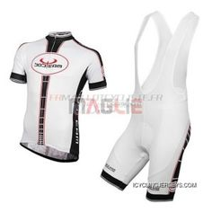 7853f023c Bobteam Cycling Jersey Kit Short Sleeve 2016 White Best, Price: $80.88 -  iCyclingJerseys.