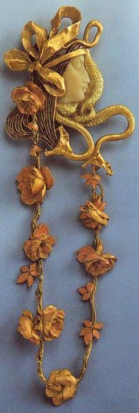 Lalique . Art Nouveau