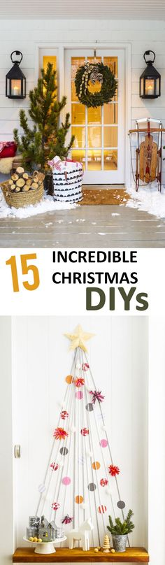 Christmas DIY Projects, Easy Holiday DIY Project, Unique Christmas Projects, DIY Christmas Decor, Holiday Decor Inspiration, Do It Yourself, DIY Projects, Christmas Hacks, Christmas Decor, Christmas Decorating Tips and Tricks, Popular Pin, DIY projects, DIY Home Decor, DIY Holiday Decor
