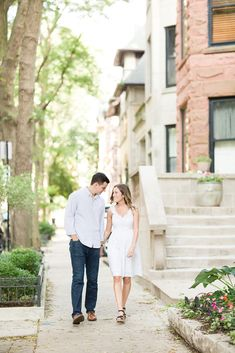 Maria Harte Photography – Lincoln Park Engagement Session