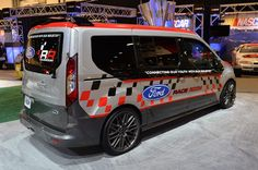 2015 Ford Transit Connect | Ford Transit Connect Customs SEMA 2013 Photos