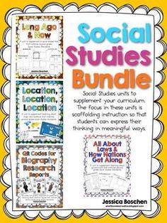 elementary social studies on pinterest social studies