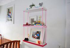Estanterías flotantes en Manualidades para decorar y detalles de decoración del hogar, fiestas y eventos