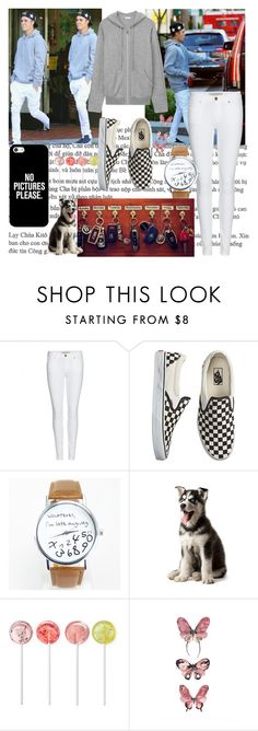 """JB"" by divadayana on Polyvore featuring Burberry, Vans and Casetify"