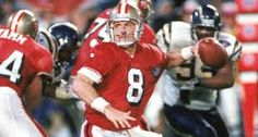 Steve Young ~ San Francisco 49ers