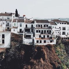 Travel Story - Ronda, Spain Ronda Spain, Andalucia, Multi Story Building, Europe, In This Moment, Adventure, Mansions, House Styles, Awesome