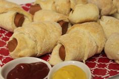 Pigs in a Blanket cooked in a Sun Oven | My Food Storage Cookbook