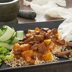 Fruity Beef Curry