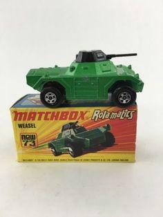 Weasel green MB73