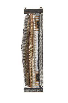 Bracelet de perles Silver Hipanema