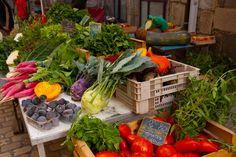 Fresh from our open market every Sunday in Saint Antonin Noble Val, France, Tarn-et-Garonne