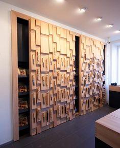 Marttiini Knife Shop Finland Design by Suunnittelutoimisto Amerikka