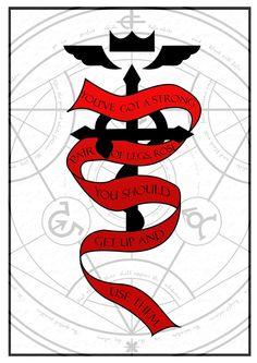 Fullmetal Alchemist: Edward Elric Quote by Morbid-Pancake.deviantart.com on @deviantART