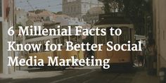 [New Post from @reademilner] 6 Millennial Facts to Know for Better Social Media Marketing  The rise of the Millennial generation represents the greatest opportunity for marketers, ever. But, before we go any further, let's learn a few important facts about this generation, born between 1980 and 2000. Click link to read more... http://asmithblog.com/millennial-marketing/