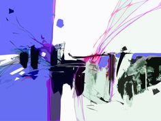 'in Violett' von Claudia Neubauer bei artflakes.com als Poster oder Kunstdruck $16.63