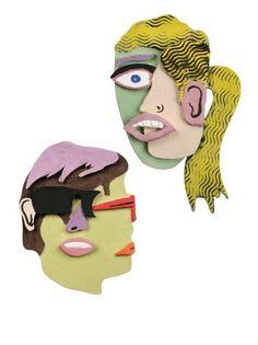Kubistische portretten in de stijl van....