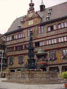 Town Hall, Tübingen, Germany