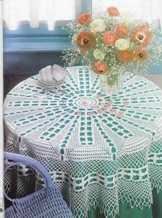 Decorative Crochet Magazine 27 - Rosio Llamas - Picasa Webalbums