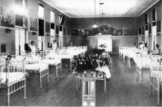 so grim! Children's Ward Prince Henry's Hospital in 1908 | Melbourne's medical past | Herald Sun