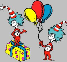 Dr. Seuss Clip Art | Use these free images for your websites, art projects, reports, and ...