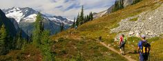 One will never run out of hiking options in the Methow Valley. With trails that take you from the valley floor to the mountain tops, from. Winthrop Washington, Washington State, Places To See, Places Ive Been, Day Hike, Highlands, Hiking Trails, Kayaking, Cities
