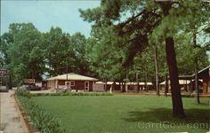 Shady Grove Motel & Restaurant.  US #1  Ashland, Va.  12 miles N. of Richmond