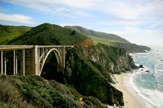 Highway 101 and Pacific Coast Highway — California Coast | 16 Spectacular Roads You Need To Drive On Before You Die