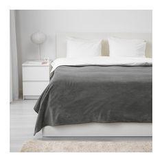 TRATTVIVA Copriletto IKEA Il pile è un materiale morbido e di facile manutenzione, che puoi lavare in lavatrice.
