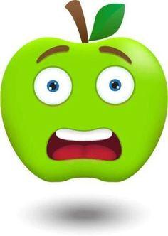 View album on Yandex. Michael Jordan, Vegetable Cartoon, Apple Dress, Emoji Symbols, Smiley Emoji, Cute Fruit, Arctic Animals, Color Pencil Art, Creative Teaching