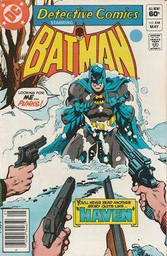Detective Comics Vol. 46 No. 514  1982 by TheSamAntics on Etsy