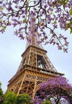 Paris Springtime