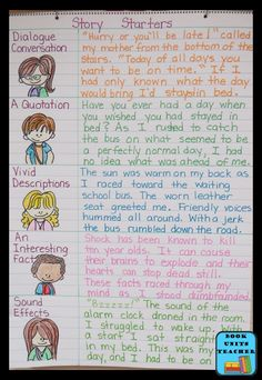 personal narrative story examples