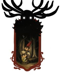 Over the Garden Wall by cheepers on DeviantArt