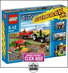 LEGO 66358 City - Paquete especial de granja  ✿ Lego - el surtido más amplio ✿ ▬► Ver oferta: https://comprar.io/goto/B0041HOWSY