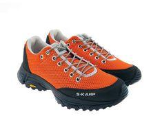 S-KARP Feline Plus, orange - Trail Running shoes with Vibram sole Trail Running Shoes, Sketchers, Trekking, Hiking, Urban, Orange, Sneakers, Casual, Fashion