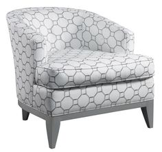 Caroline Chair  Transitional, Upholstery  Fabric, Seating by Lillian August