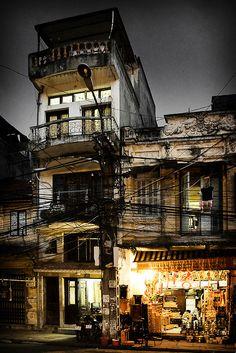 Street in Hanoi