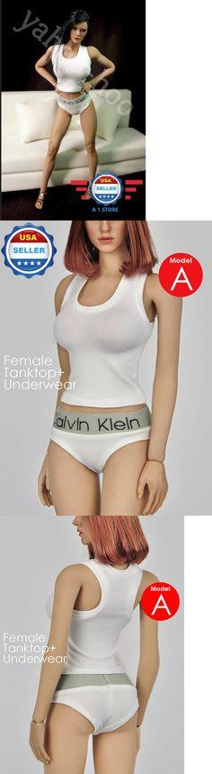 "1//6 VERYCOOL Black Female Lace Corset Gartering Stocking Underwear F 12/"" Figure"