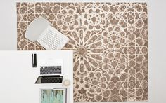 Calligaris Rose Rug A Contemporary Abstract Design That Gives