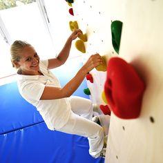 Im Waldsanatorium Perchtoldsdorf bereichert das therapeutische Klettern das Therapieprogramm. Training, Climbing, Medicine, Health, Work Outs, Excercise, Onderwijs, Race Training, Exercise