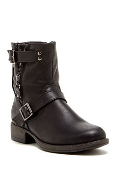 great black boot