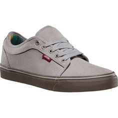 Vans Chukka Low Male Skate (Aloha) Pewter 10