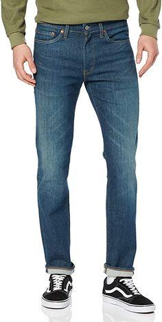 Ich LIEBE diese Hose!  Bekleidung, Herren, Sweatshirts & Kapuzenpullover, Sweatshirts Levis, Slim Jeans, Fitness, Pants, Sweatshirts, Fashion, Corduroy Pants, Blue Jeans, Woman Clothing