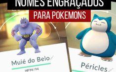 Os 10 Nomes de Pokemons Brasileiros mais Engraçados