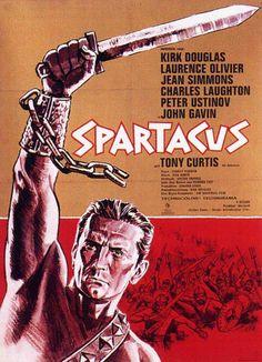Stanley Kubricks Spartacus wurde in #Madrid gedreht
