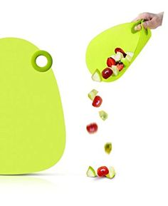 """SiliconeZone 12.9"""" Silicone Chop N Drop Cutting Boards (Set of 3)"""