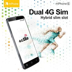 Get a #4GLTE #mPhone Smartphone for Better Performance & Best Calling Quality #DualSim #android #androiddev  www.mphone.org