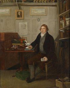 Stephen Taylor. Portrait of Edward Knapp.